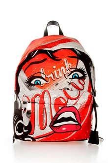 MOSCHINO capsule collection backpack