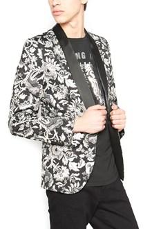 CHRISTIAN PELLIZZARI broccato jacket