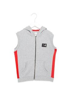 PHILIPP PLEIN JUNIOR 'chasey' hoodie