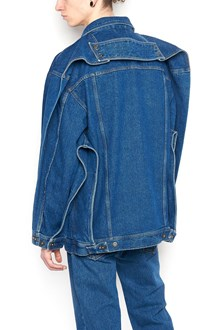 Y/PROJECT giacca denim oversize