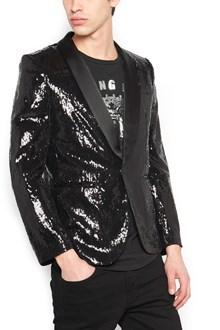 CHRISTIAN PELLIZZARI sequins jacket