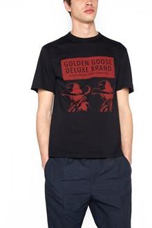 GOLDEN GOOSE DELUXE BRAND 'future western' t-shirt