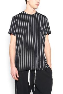 HAIDER ACKERMANN stripes t-shirt