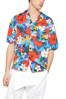AMI ALEXANDRE MATTIUSSI 'hawai' shirt