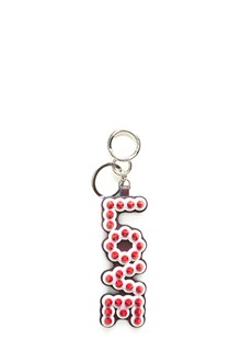 FENDI 'love' keyring