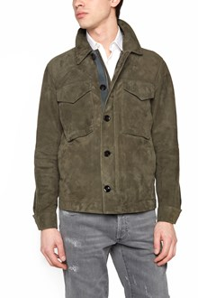TOM FORD applicated pockets jacket