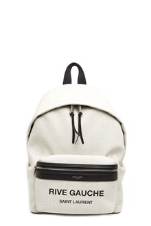 SAINT LAURENT 'rive gauche' backpack