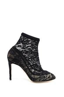 DOLCE & GABBANA 'coco' socks boots