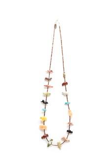 JESSIE WESTERN 'single strand honey' necklace