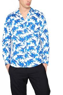 CHRISTIAN PELLIZZARI 'venice lion pop' shirt