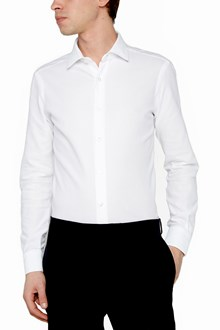 BARBA mesh fabric shirt