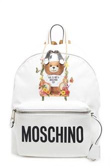 MOSCHINO 'teddy fiori' backpack