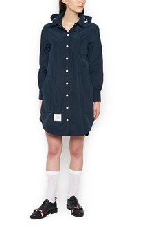 THOM BROWNE memory tech dress
