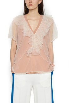NUDE tulle top