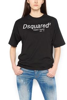 DSQUARED2 3d logo t-shirt