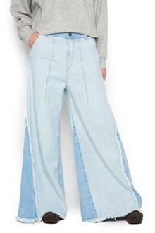 CHLOÉ fringed details jeans