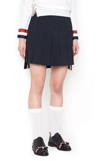 THOM BROWNE mini gonna 'uniform'