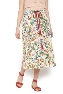 REDVALENTINO flower skirt