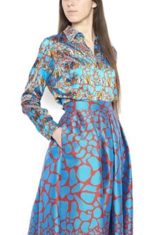 ULTRACHIC all over printed shirt