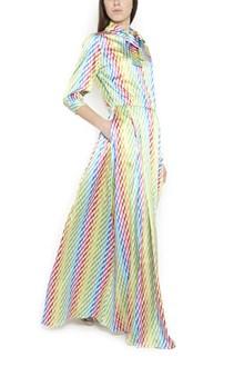 ULTRACHIC 'cannuccia' dress