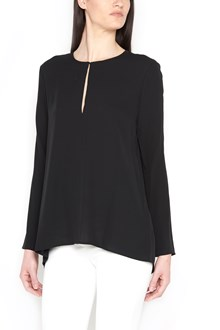 THEORY asymmetrical shirt