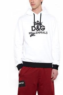 DOLCE & GABBANA 'millennials' hoodie