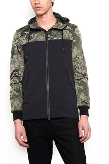 HERNO camouflage k-way