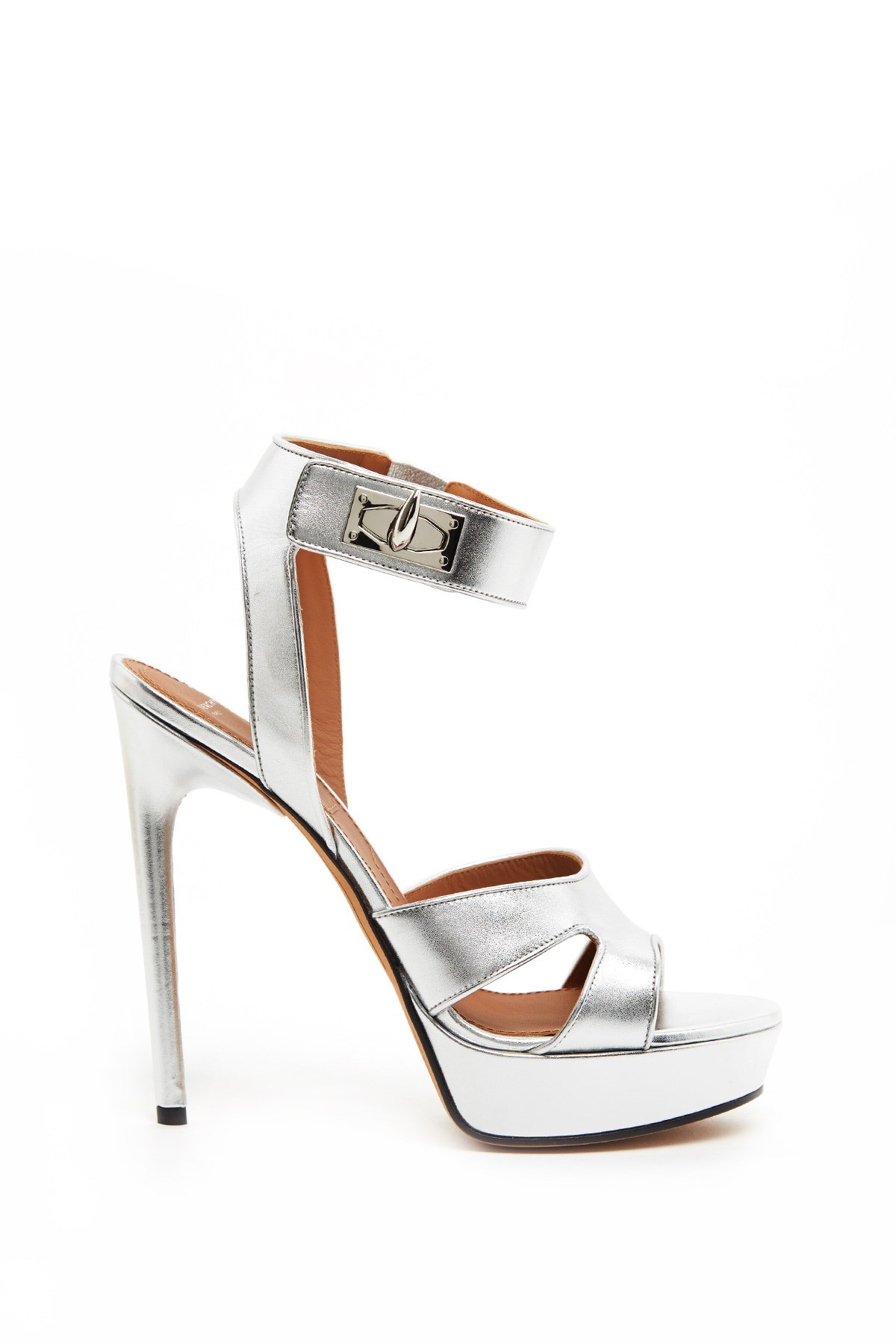 9a1364f58571 givenchy  shark lock  sandals available on julian-fashion.com - 45688