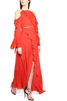 eliE SAAB rouges dress