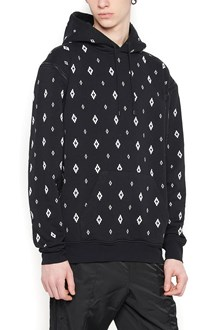 MARCELO BURLON - COUNTY OF MILAN all over logo hoodie