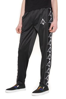 MARCELO BURLON - COUNTY OF MILAN collab. kappa pants