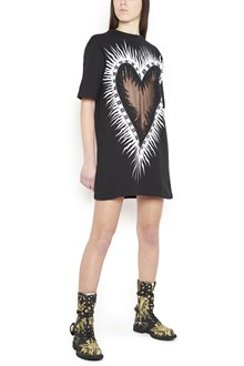 FAUSTO PUGLISI heart inserts t-shirt