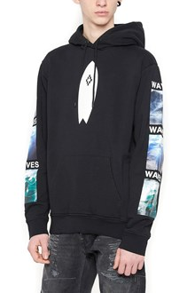 MARCELO BURLON - COUNTY OF MILAN 'surf' hoodie