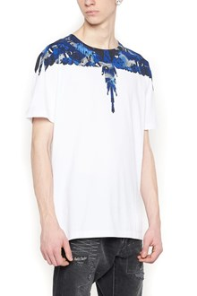 MARCELO BURLON - COUNTY OF MILAN 'camou wing' t-shirt