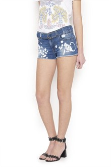 REDVALENTINO printed monckey shorts