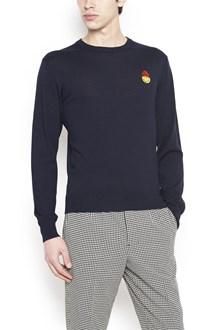 AMI ALEXANDRE MATTIUSSI 'smiley' sweater