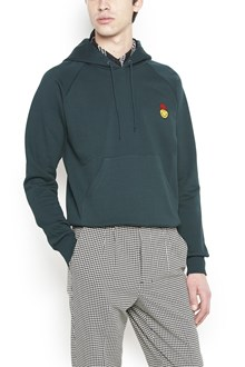 AMI ALEXANDRE MATTIUSSI 'smiley' hoodie