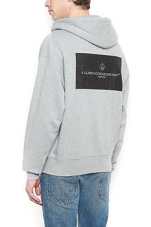GOLDEN GOOSE DELUXE BRAND glittered logo hoodie