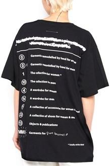 MM6 BY MAISON MARGIELA list t-shirt