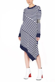 MM6 BY MAISON MARGIELA asymmetrical dress