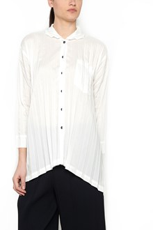 ISSEY MIYAKE CAULIFLOWER pleated shirt