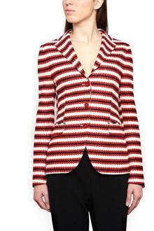 TAGLIATORE stripes jacket
