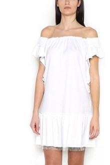 REDVALENTINO ruffles dress