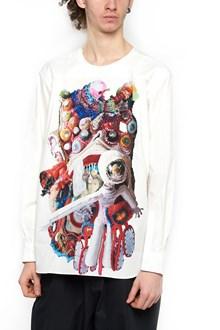 COMME DES GARÇONS HOMME PLUS printed shirt