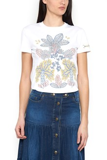 REDVALENTINO graphic forest t-shirt