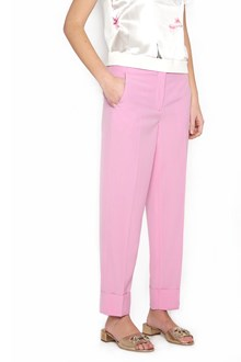 SALVATORE FERRAGAMO cropped pants