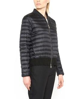 MONCLER elasticated waist down jacket