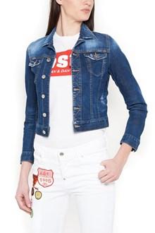 DSQUARED2 basic denim jacket