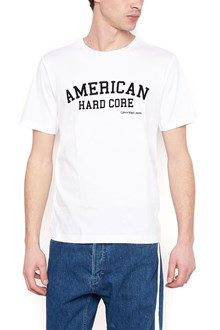 CALVIN KLEIN JEANS 'american hardcore' t-shirt