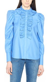 STELLA MCCARTNEY rouge shirt